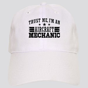 Trust Me I'm An Aircraft Mechanic Cap