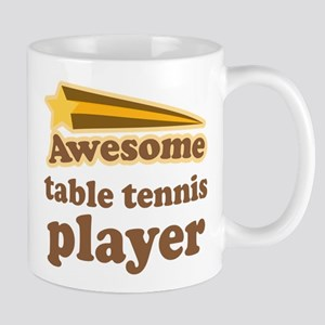 Table Tennis Player Mug