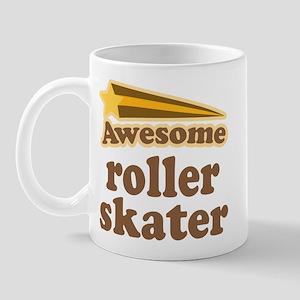 Awesome Roller Skater Mug