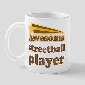 Awesome Streetball Player Mug