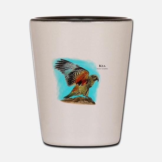 Kea Shot Glass