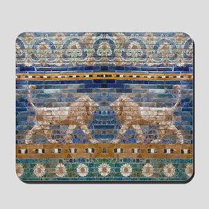 Egypt Mosaic Mousepad