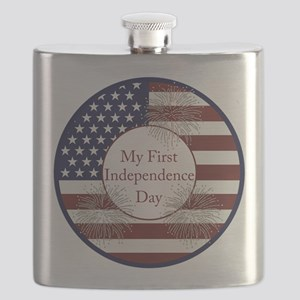 My First Independence Day Milestone Flask