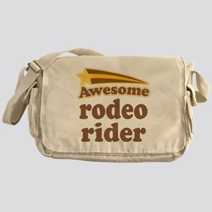 Awesome Rodeo Rider Messenger Bag