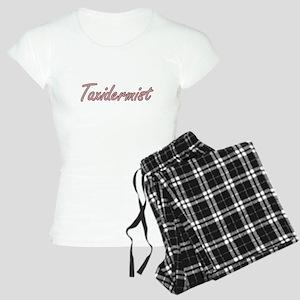 Taxidermist Artistic Job De Women's Light Pajamas