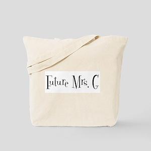 Future Mrs. G Tote Bag