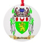 MacArtain Round Ornament