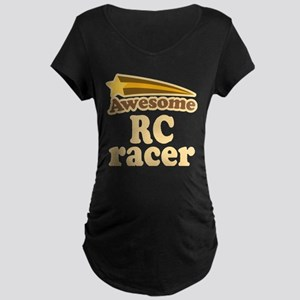 Awesome RC Racer Maternity Dark T-Shirt