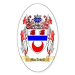 MacArdell Sticker (Oval)