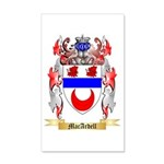 MacArdell 20x12 Wall Decal