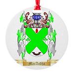 MacAodha Round Ornament