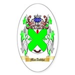 MacAodha Sticker (Oval 10 pk)