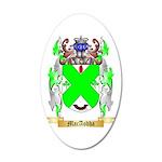 MacAodha 20x12 Oval Wall Decal
