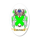 MacAodha 35x21 Oval Wall Decal