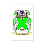 MacAodha 35x21 Wall Decal