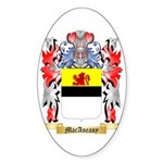 MacAneany Sticker (Oval 50 pk)