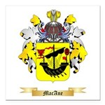 MacAne Square Car Magnet 3