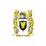 MacAndrew Sticker (Rectangle 50 pk)