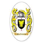 MacAndrew Sticker (Oval 10 pk)