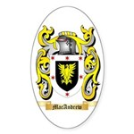 MacAndrew Sticker (Oval 50 pk)