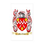 MacAllay Sticker (Rectangle 10 pk)