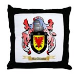 MacAllaster Throw Pillow