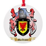 MacAlister Round Ornament