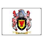 MacAlister Banner