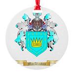 MacAlinden Round Ornament