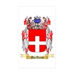 MacAleese Sticker (Rectangle 50 pk)