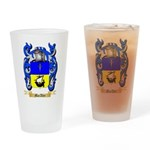MacAfee Drinking Glass