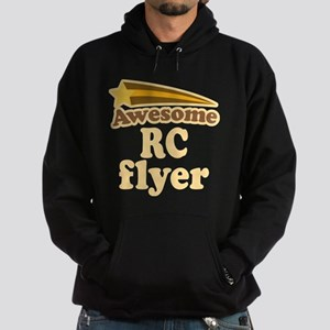 Awesome RC Flyer Hoodie (dark)