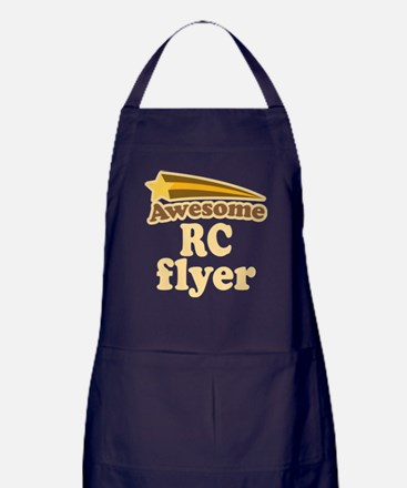 Awesome RC Flyer Apron (dark)