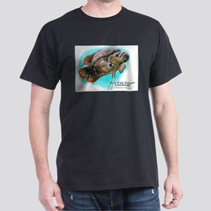 Red-Tail Giant Gourami Dark T-Shirt
