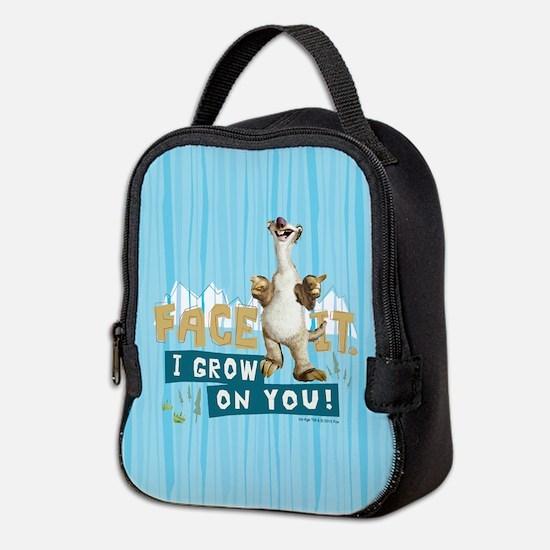 Ice Age Sid Grows on You Neoprene Lunch Bag