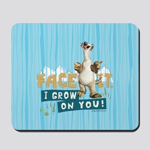 Ice Age Sid Grows on You Mousepad