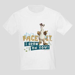 Ice Age Sid Grows on You Kids Light T-Shirt