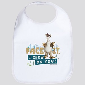 Ice Age Sid Grows on You Bib