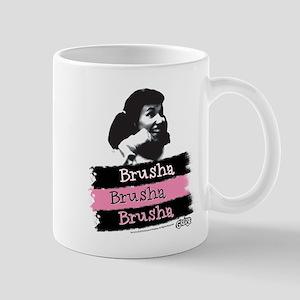 Brusha Brusha Brusha Mug