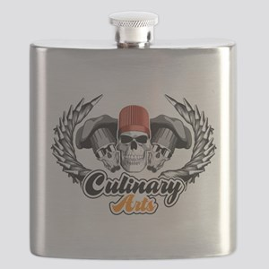 Culinary Arts Pastry Chef Flask