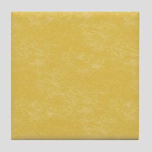 Solid Gold Tile Coaster