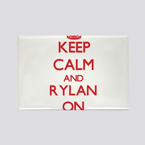 Keep Calm and Rylan ON Magnets
