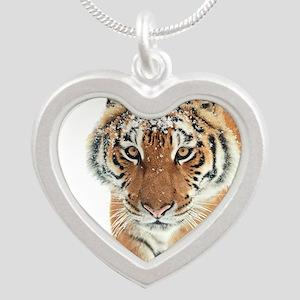 Snow Tiger Necklaces