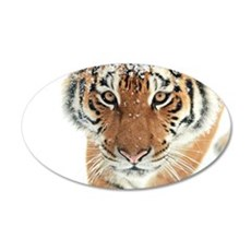 Snow Tiger Wall Decal