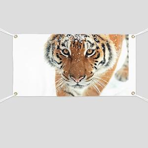 Snow Tiger Banner