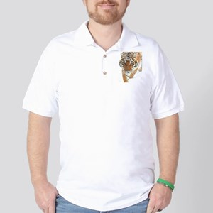 Snow Tiger Golf Shirt