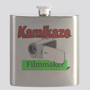 Kamikaze Filmmaker Flask
