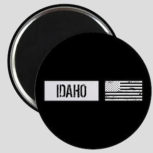 U.S. Flag: Idaho Magnet
