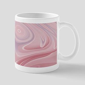 pastel pink swirls Mugs