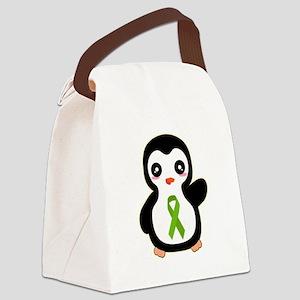 Kidney Awareness Canvas Lunch Bag
